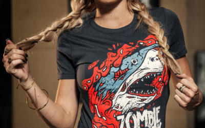 Zombie Shark T-Shirts Now Available!